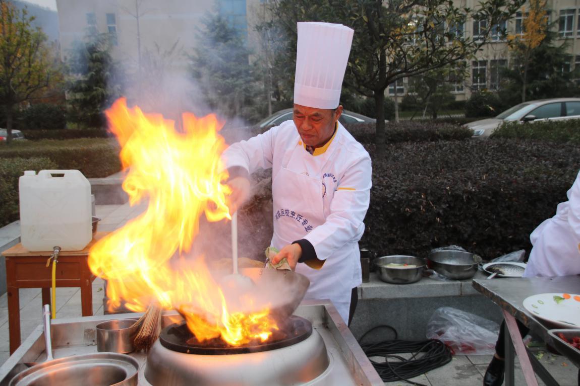 中式烹调技术与酒店管理